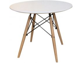 Table enfant Stockholm blanche 60cm