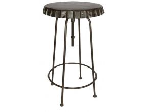 Table haute Capsule (Antique)