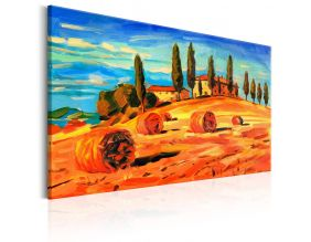 Tableau - August in Tuscany (90x60)