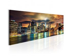 Tableau - New York Sky (150x50)