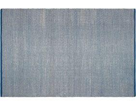 Tapis intérieur extérieur Ranikot bleu (90 x 60 cm)