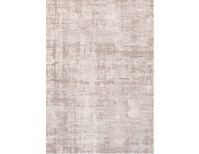 Tapis en polypropylène couleur naturel Catania (170 x 120 cm)
