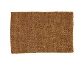 Tapis rectangulaire en jonc naturel