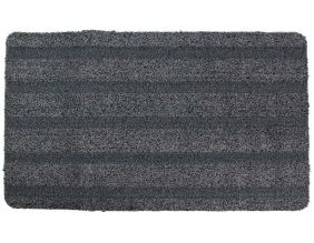 Tapis 2 en 1 ultra-absorbant et- grattoir 45x75 cm