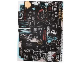 Toile canvas Tags 90 x 120 cm