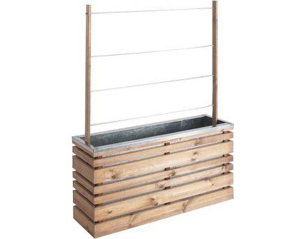 pot bac jardini re pour jardin jardindeco. Black Bedroom Furniture Sets. Home Design Ideas