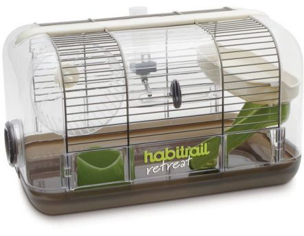 Cage hamster Habitrail Retreat