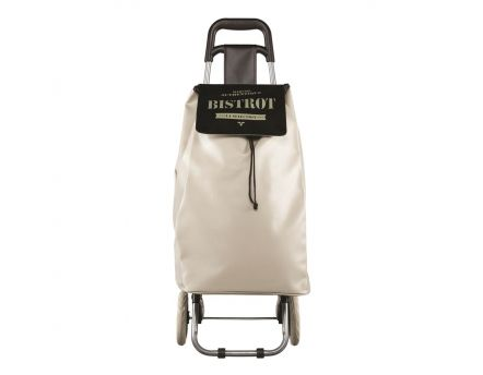 Chariot shopping Bistrot (Beige)