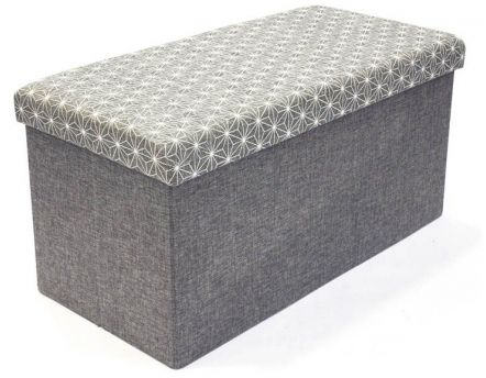 banc de rangement en bois avec tiroirs pastels. Black Bedroom Furniture Sets. Home Design Ideas