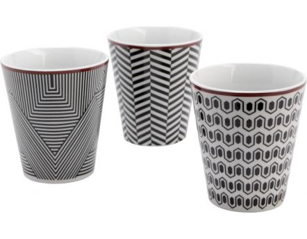 Coffret 3 mugs Game