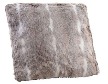 plaid imitation fourrure blanc blanc. Black Bedroom Furniture Sets. Home Design Ideas