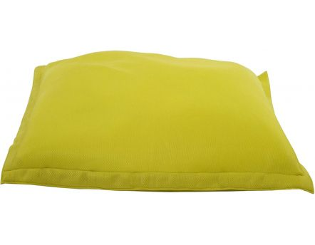 Coussin de piscine Big Bag 175 cm (Citron)