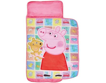 Coussin plaid 2 en 1 Ready Nap (Peppa Pig)