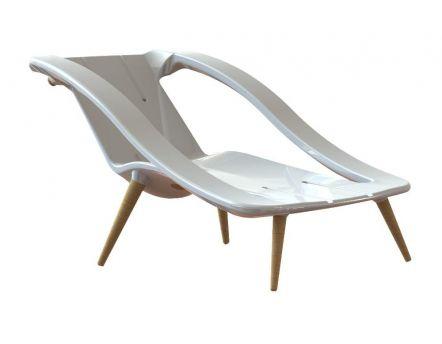 bain de soleil design wok noir. Black Bedroom Furniture Sets. Home Design Ideas