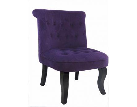 fauteuil crapaud alexia cuir vieilli. Black Bedroom Furniture Sets. Home Design Ideas