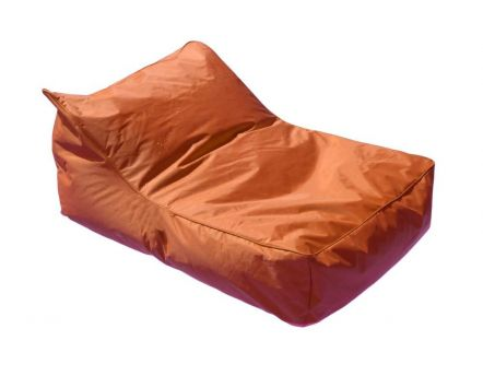 Fauteuil de piscine flottant (Orange)