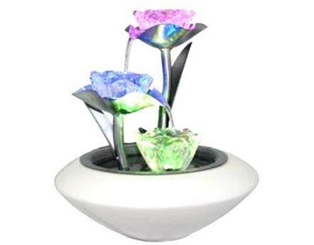 fontaine dintrieur irida avec clairage
