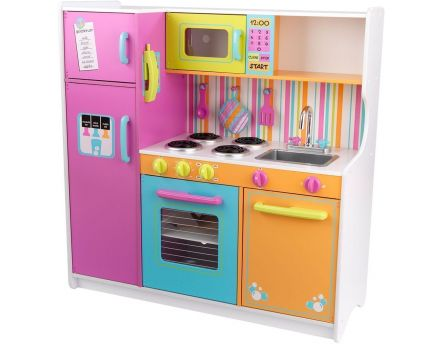 cuisine colorée pour enfant