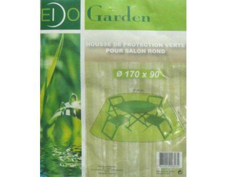 Am nagement du jardin salon de jardin - Housse de protection pour salon de jardin rond ...