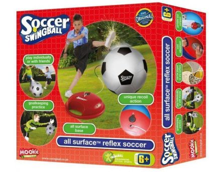 Jeu enfant Swingball football