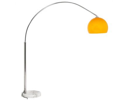Lampadaire design Loft small (Orange)