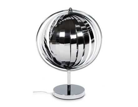Lampe de bureau design Nina Small (Chrome)