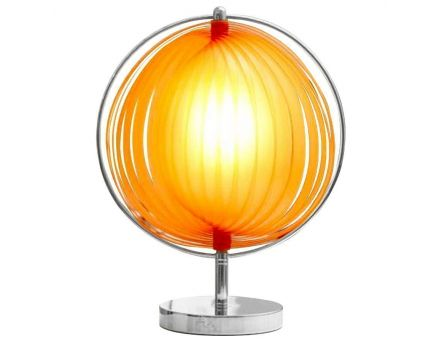 Lampe de bureau design Nina Small (Orange)