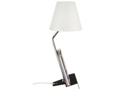 Lampe de chevet support tablette