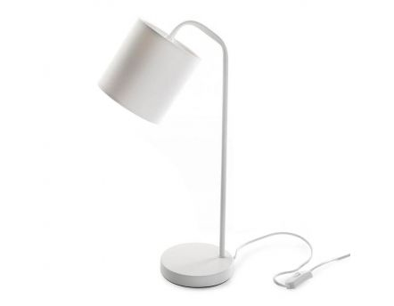 Lampe de table blanche Buddy