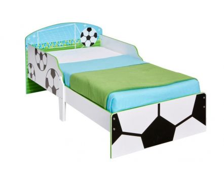Lit Enfant P'tit Bed Cosy 70x140cm (Football)