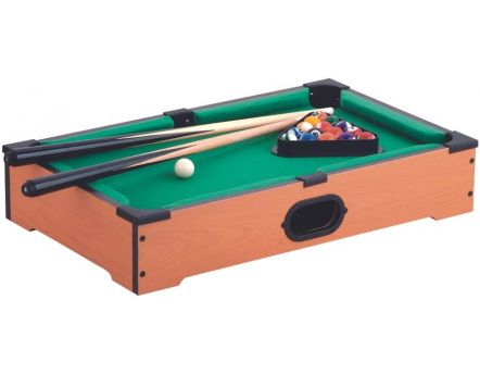Mini billard de table 51 cm