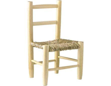 Chambre table chaise sur - Petite chaise en bois pour bebe ...