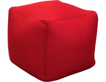 Pouf de piscine Big Bag 40 cm (Rouge)