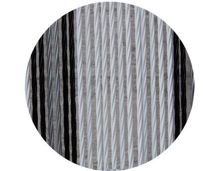 rideau de porte en pvc ostuni 90x210 cm. Black Bedroom Furniture Sets. Home Design Ideas
