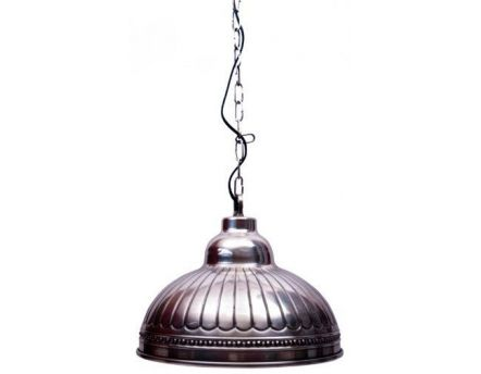 Suspension antique Silver