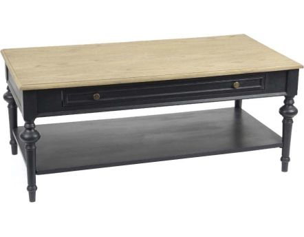 Table basse avec tiroir New Legende