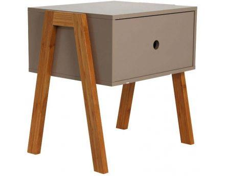 chambre chevet sur. Black Bedroom Furniture Sets. Home Design Ideas