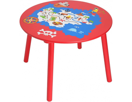 Table enfant Pirates