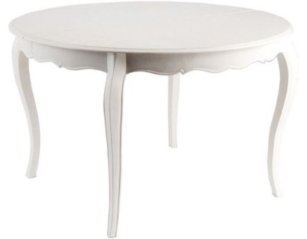 Table ronde extensible Murano 120-160cm