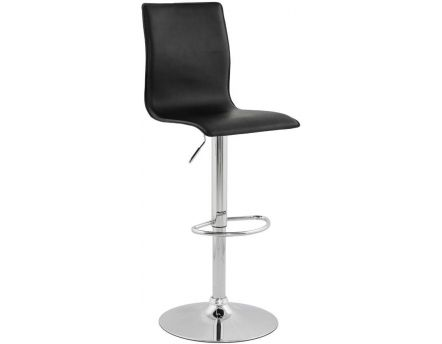 Tabouret de bar design Soho (Noir)