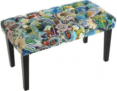 Tabouret bout de lit Tropical