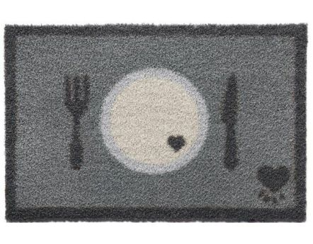 Tapis paillasson A table