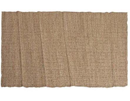 tapis int rieur ext rieur bali cr me et vert for t 150 x 90 cm. Black Bedroom Furniture Sets. Home Design Ideas
