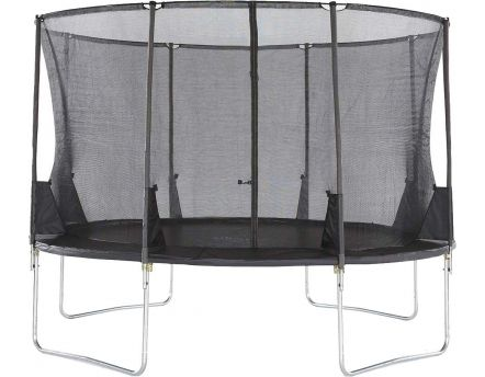 Trampoline avec filet innovant 3G Spacezone (366 cm)