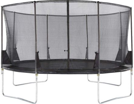 Trampoline avec filet innovant 3G Spacezone (425 cm)