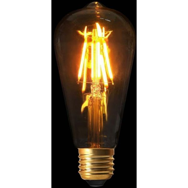 Ampoule longue LED avec filament 14.3 cm - THE HOME DECO LIGHT