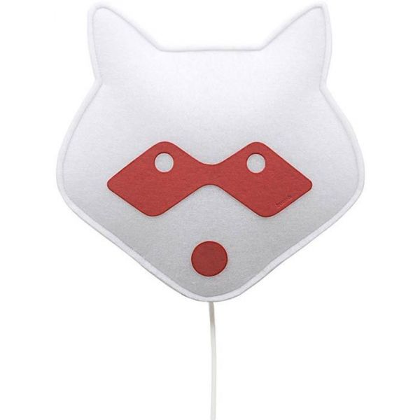 Applique animal masqué led