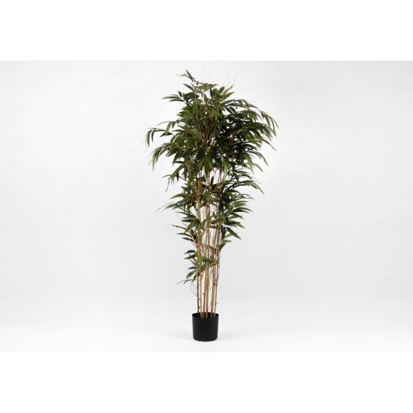 Bambou artificiel en pot - AMADEUS