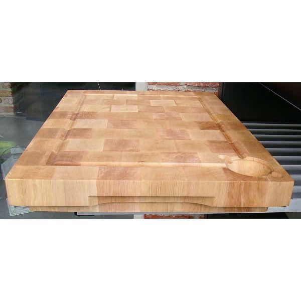 billot de cuisine en bois de bout encastrer. Black Bedroom Furniture Sets. Home Design Ideas
