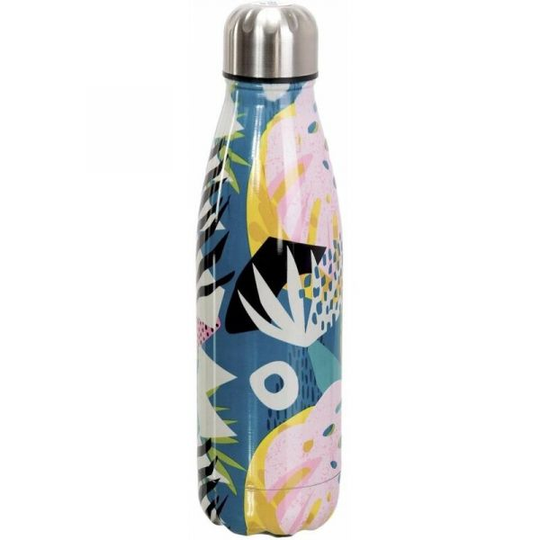Bouteille de transport en inox Flower 50CL